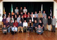 1987 Intermediate Championship Winning Team Renunion