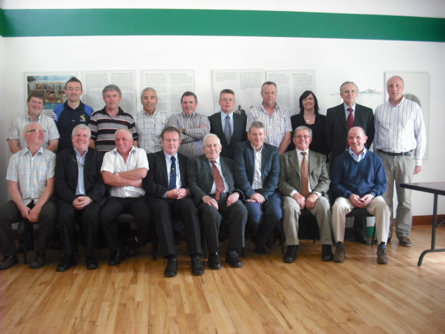 Former Club Officials