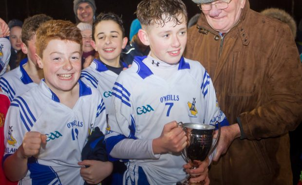 U13's Successful Championship Campaign